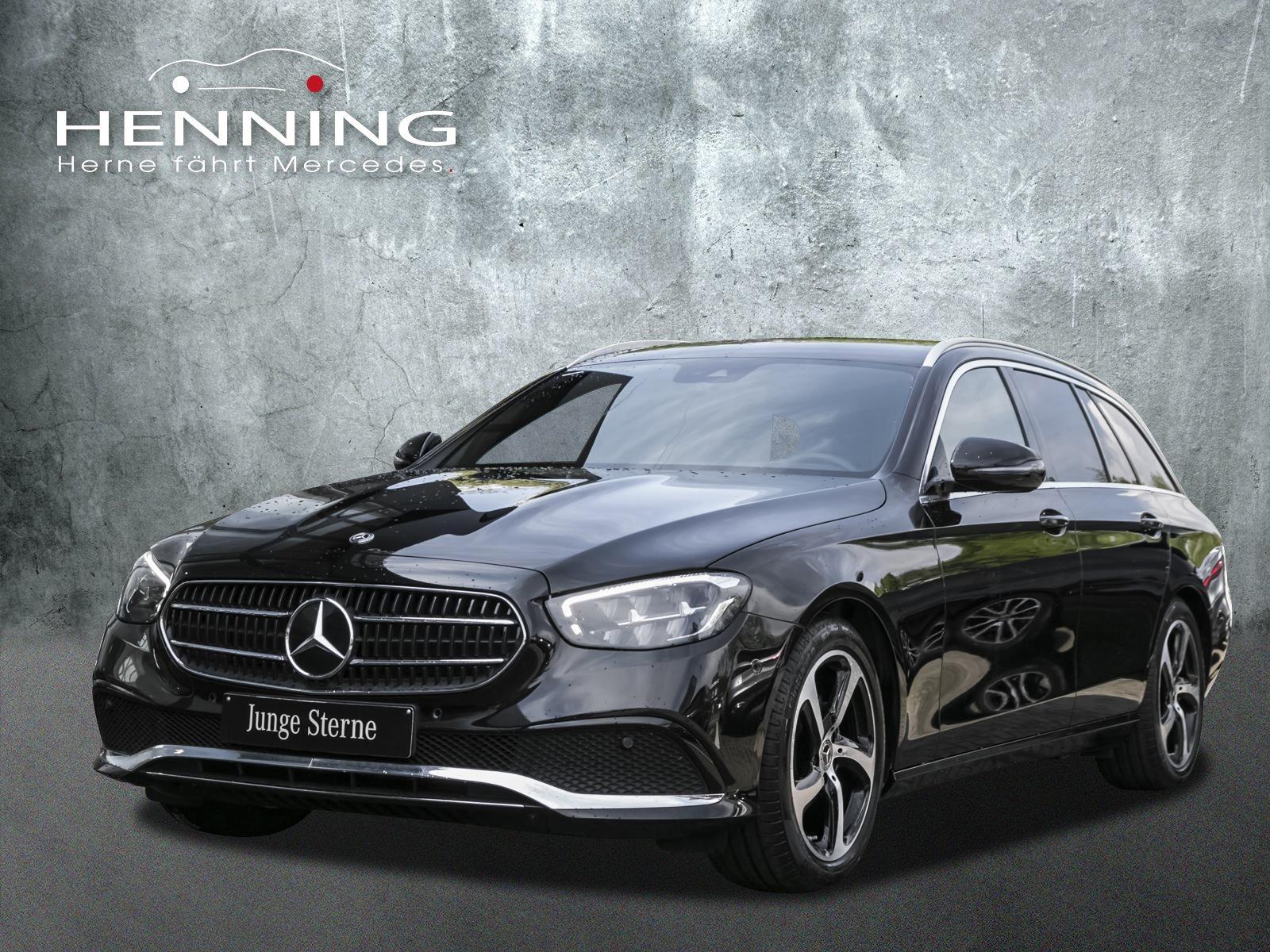Mercedes-Benz E 200 d T Avantgarde 9G Widescreen AHK Totw. LED, Jahr 2020, Diesel