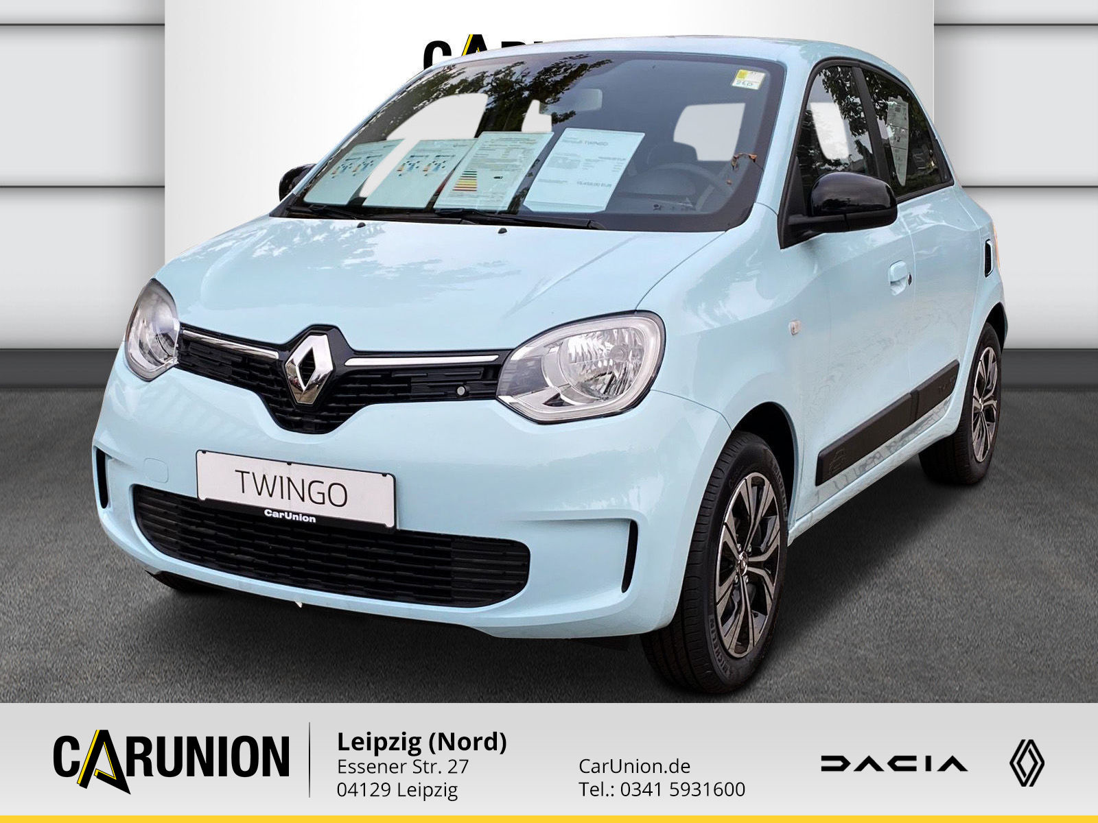 Renault Twingo ZEN SCe 65 Start & Stop, Jahr 2021, Benzin
