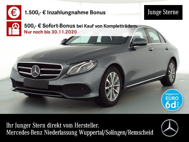 Mercedes-Benz E 220 d 4M Avantgarde Distr. LED Kamera PTS 9G, Jahr 2019, Diesel