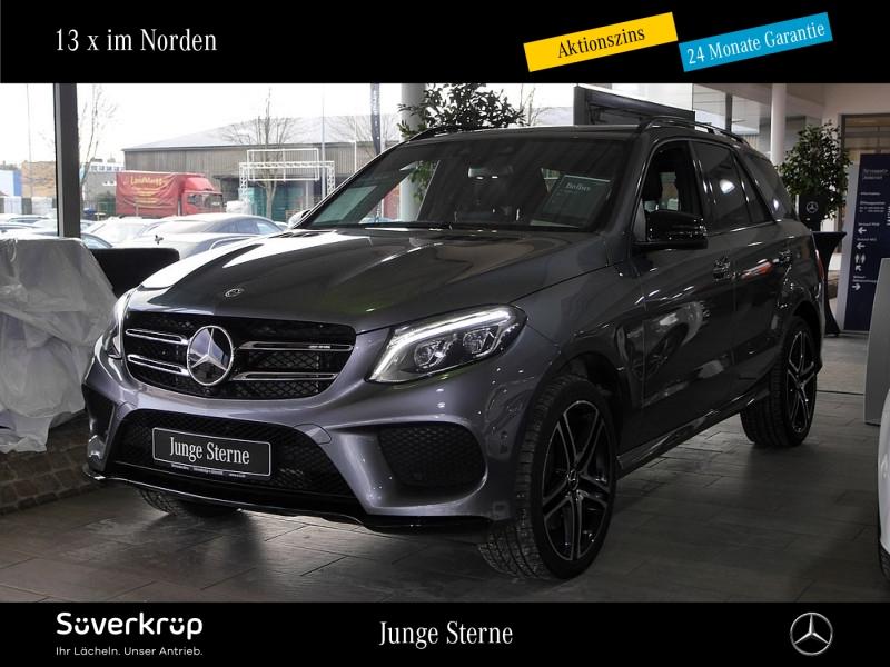Mercedes-Benz GLE 43 AMG 4MATIC Harman/Comand/Fahrassist./360°, Jahr 2017, Benzin