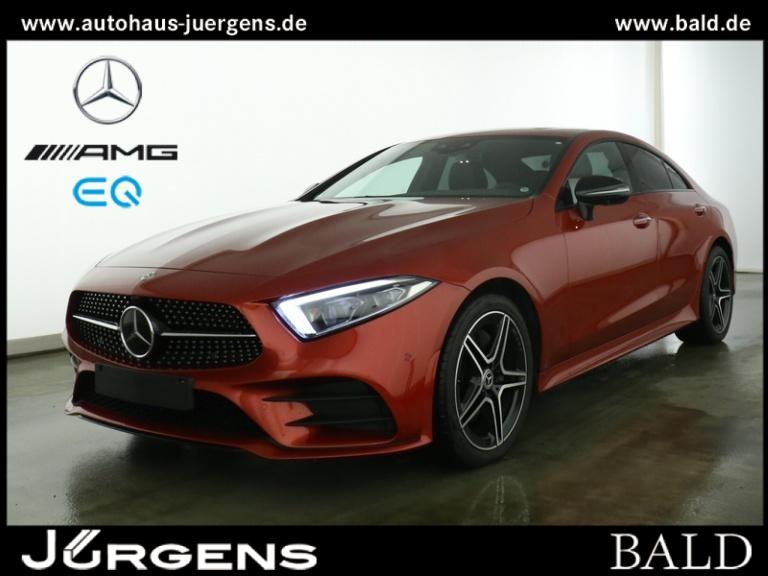 Mercedes-Benz CLS 220 d Coupé AMG-Sport/Comand/ILS/Burm/SHD/19, Jahr 2020, Diesel