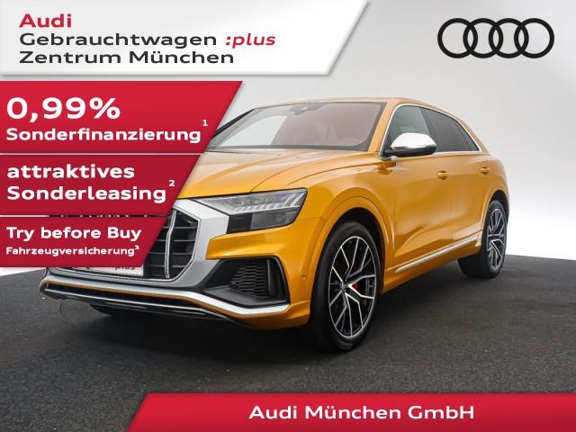 Audi SQ8 TDI tiptr. B&O/HD-Matrix/HUD/Nachtsicht, Jahr 2019, Diesel