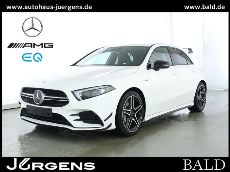 Mercedes-Benz A 35 AMG 4M Navi-Prem/Multibeam/Aero/Night/18', Jahr 2019, Benzin