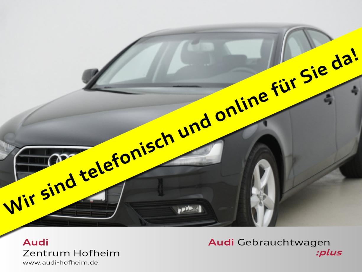 Audi A4 Limousine 1.8 TFSI 125kW*PDC*Side Assist*Radi, Jahr 2013, Benzin