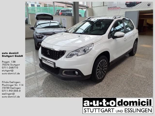 Peugeot 2008 1.2 12V PureTech 82 Active (EURO 6), Jahr 2016, Benzin