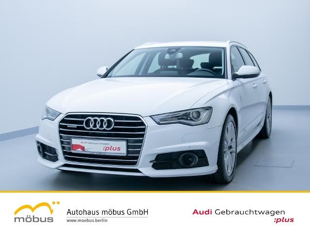 Audi A6 Avant 3.0 TDI S-TRO*QU*AHK*RFK*LEDER*NAV*XEN, Jahr 2017, Diesel