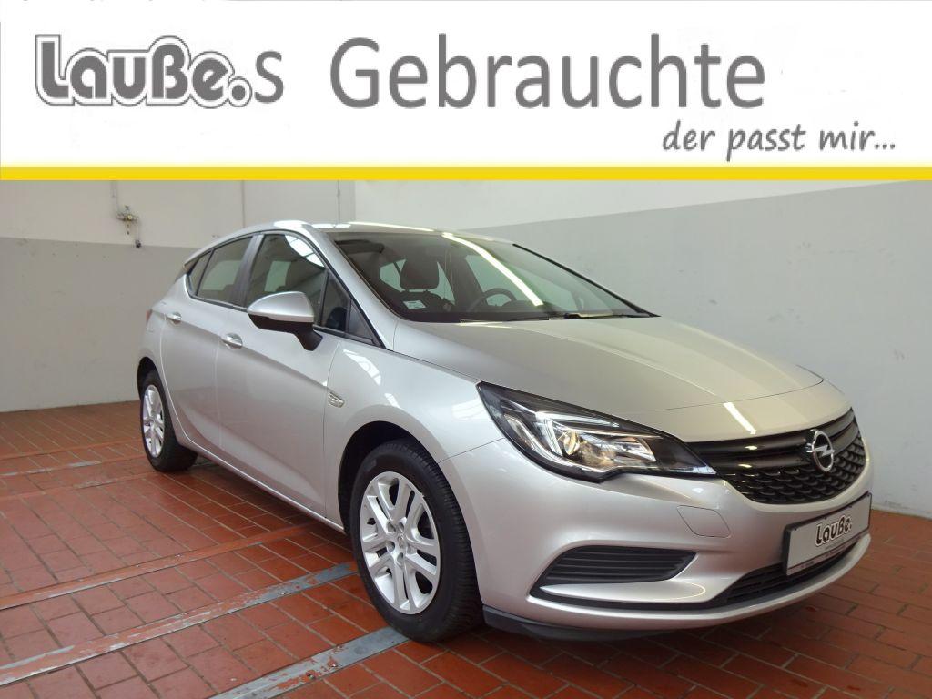 Opel Astra 1.0 Turbo Start/Stop Selection, Jahr 2017, Benzin