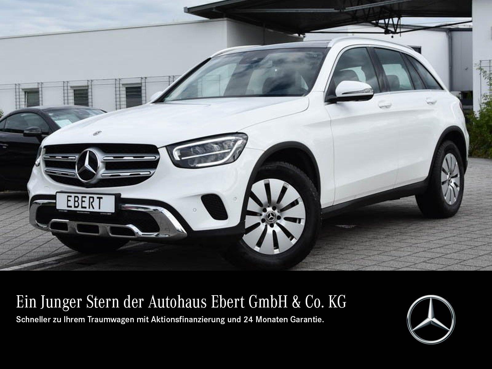 Mercedes-Benz GLC 200 4M 9G+NAVI-PREMIUM+PSD+LED+360°+EASY, Jahr 2019, Benzin