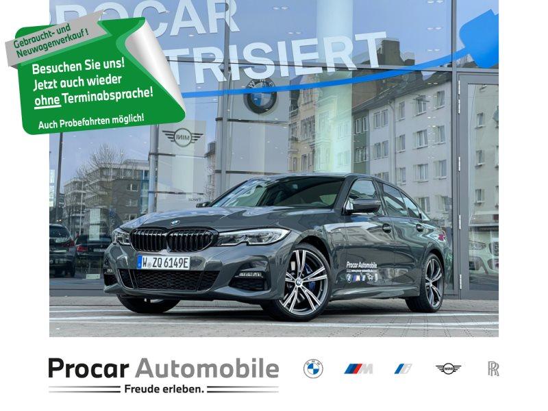 BMW 330e Limousine M Sport Head-Up DAB LED WLAN Shz, Jahr 2020, Hybrid