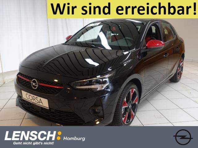 Opel Corsa F 1.2 Turbo GS Line Individual RFK+SITZHZG, Jahr 2021, Benzin