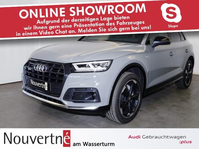 Audi Q5 sport 40 TDI quattro S tronic S line competitio, Jahr 2020, Diesel