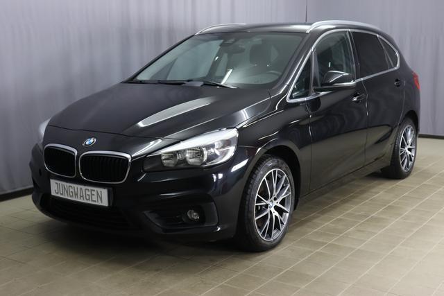 BMW 2er Active Tourer 218i Advantage 1.5 150PS, K..., Jahr 2016, Benzin