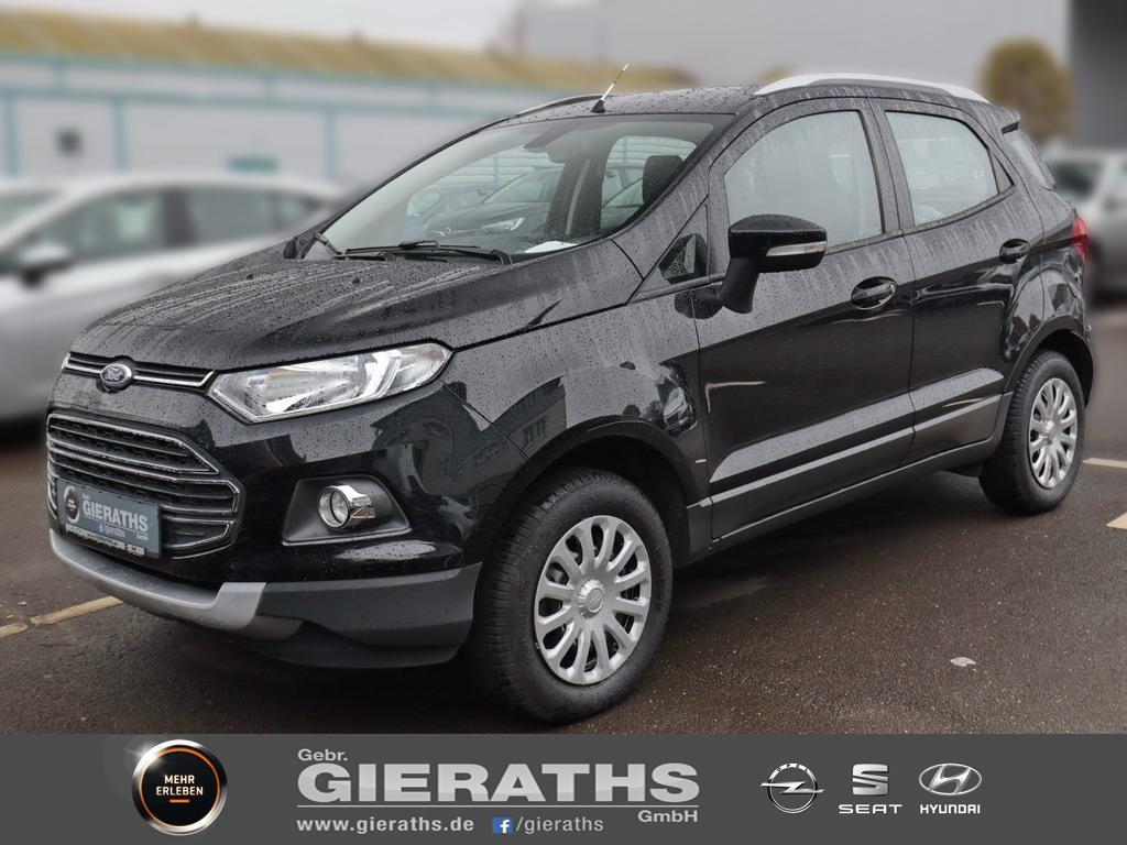 Ford Ecosport 1.5 Ti-VCT Titanium AHK, Jahr 2014, Benzin