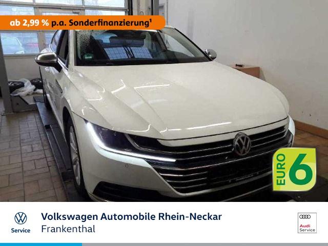 Volkswagen Arteon 2.0 TDI Elegance Automatik LED Navi uvm, Jahr 2017, Diesel