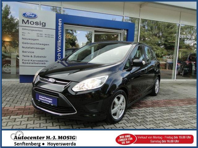 Ford C-Max Trend, 100PS, Sitzheizung, Einparkhilfe, Jahr 2014, Benzin