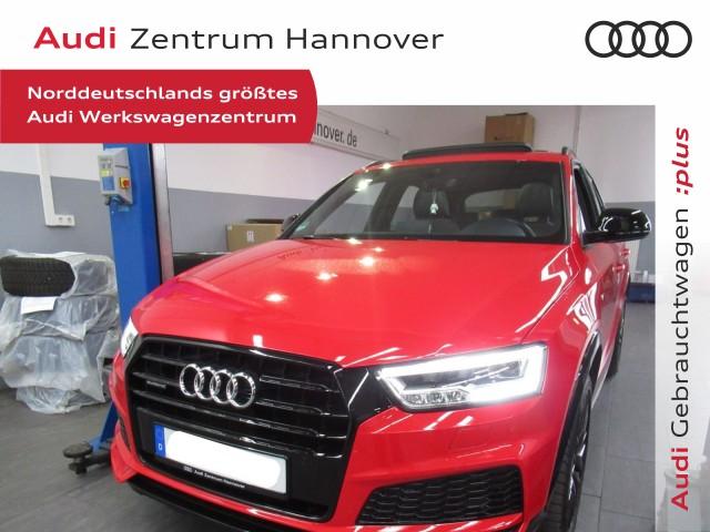 Audi Q3 2.0 TDI qu. S-line, Pano, LED, Navi, Leder, DAB, BOSE, Jahr 2017, Diesel