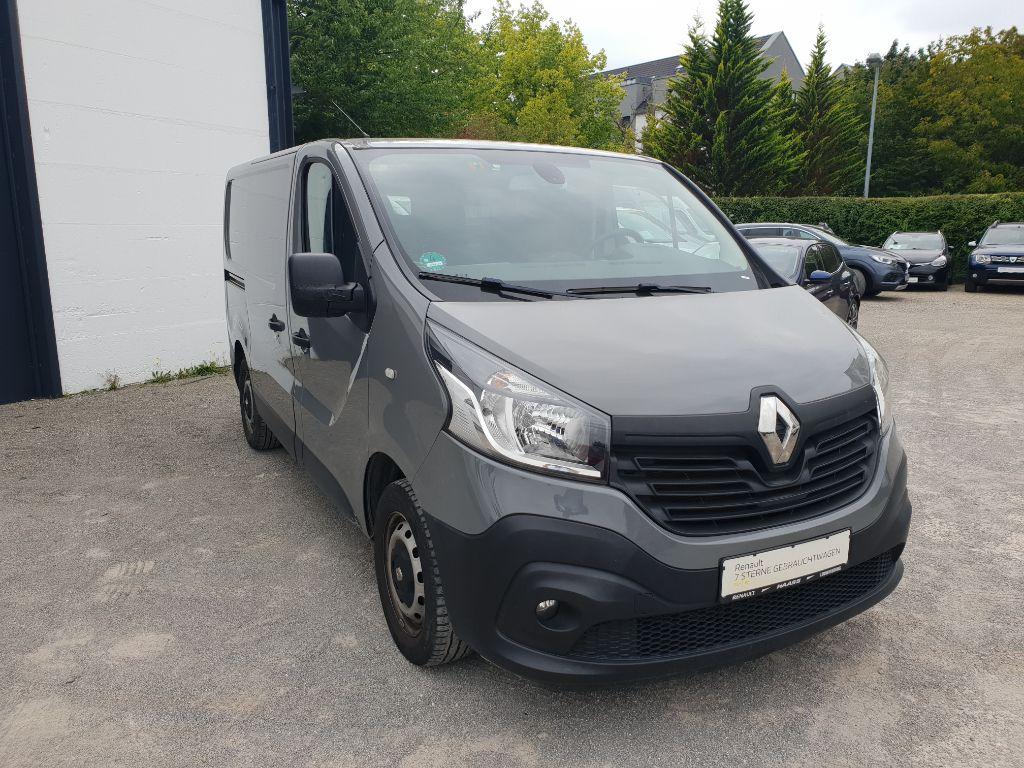 Renault Trafic ENERGY 1.6 dCi 120 Start & Stop L1H1 Komfort, Jahr 2016, Diesel