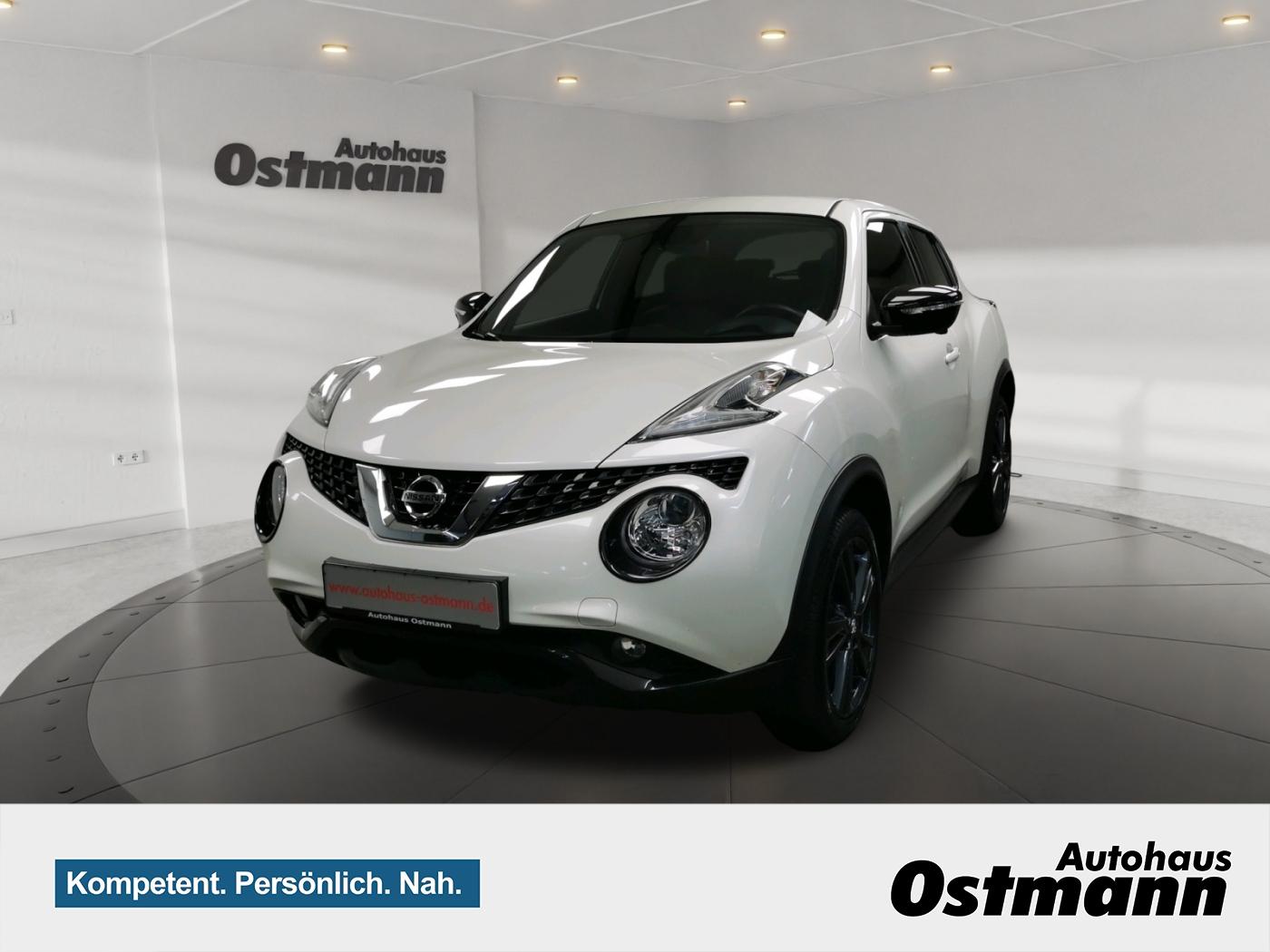 Nissan Juke Tekna 1.5 dCi Kamera Navi Tempomat Shz, Jahr 2016, Diesel
