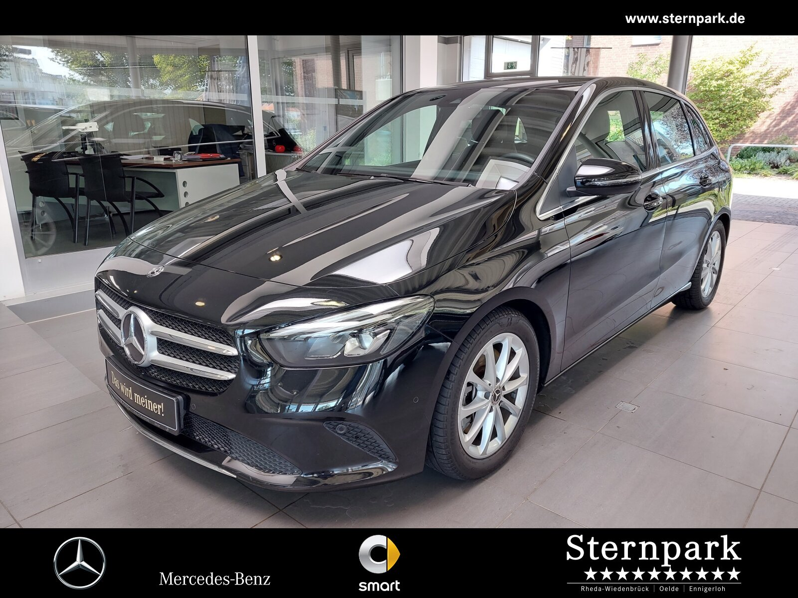 Mercedes-Benz B 250 Progressive LED*Kamera*NaviPrem*Wide*MBUX, Jahr 2019, Benzin