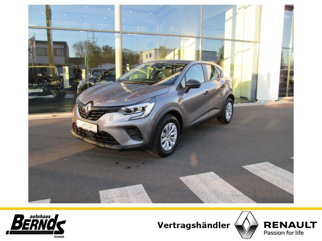 Renault Captur LIFE TCe 100 KLIMA BLUETOOTH NEUS MODELL, Jahr 2020, Benzin
