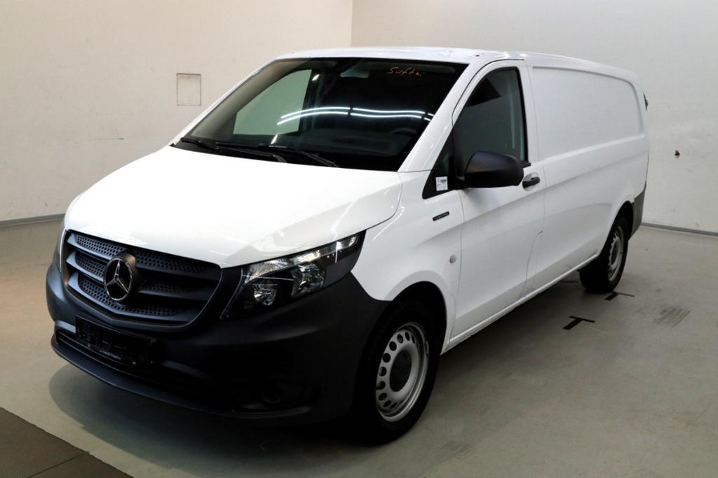 Mercedes-Benz eVito 111 Kasten/extralang/Klima, Jahr 2019, Elektro