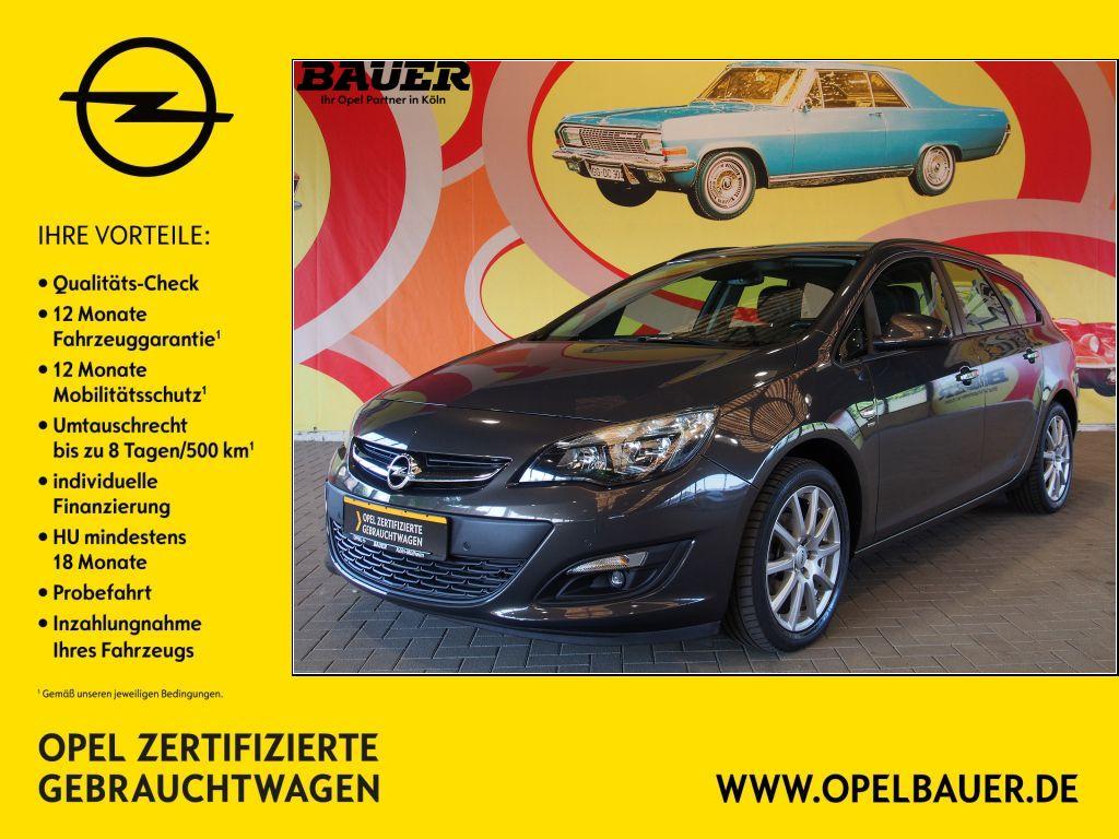 Opel Astra 1.4 Turbo Sports Tourer ENERGY, Jahr 2015, Benzin