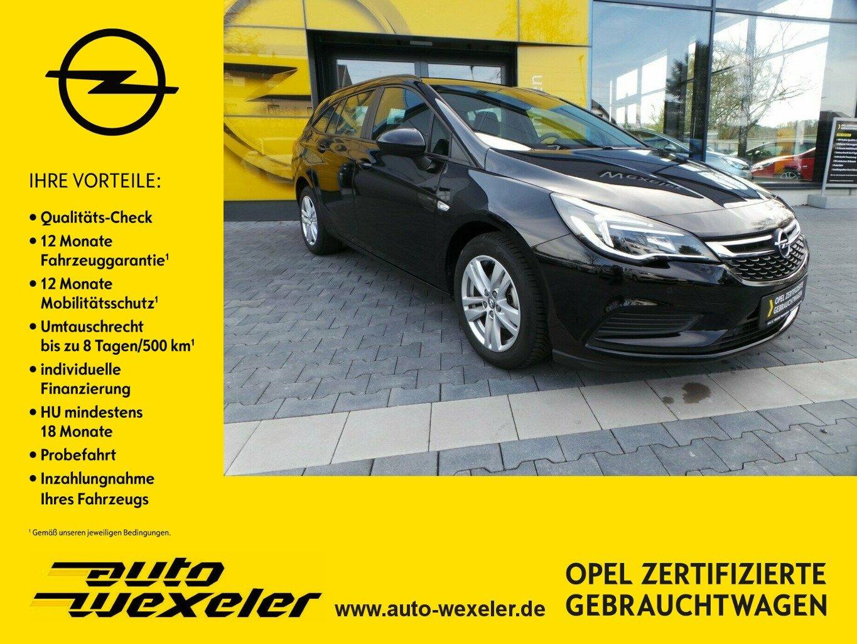 Opel Astra K ST Edition Autom.,Navi,DAB+,Allwetter, Jahr 2019, Benzin