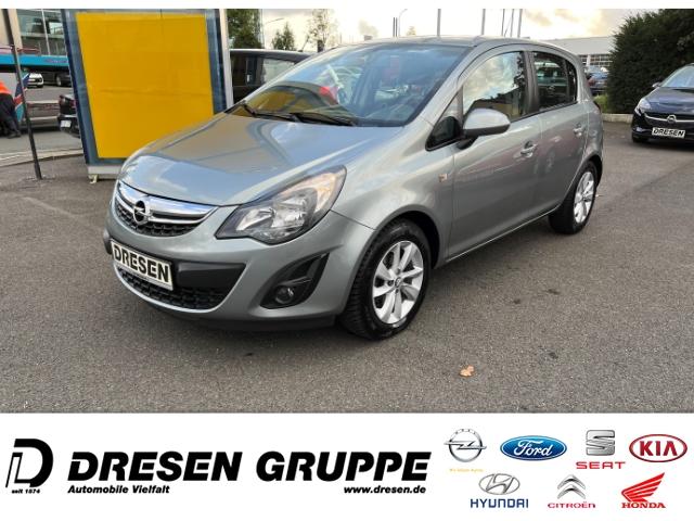 Opel Corsa D Energy 1.3 CDTI Klimaanlage+CD-Radio, Jahr 2014, Diesel
