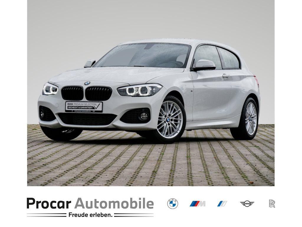 BMW 118i M Sport LED PDC hi. 17 LM Shz, Jahr 2018, Benzin