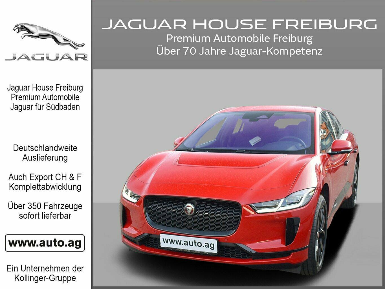 Jaguar I-Pace EV320 SE 2021 LEASING 488 EUR INKL.BAFA, Jahr 2020, Elektro