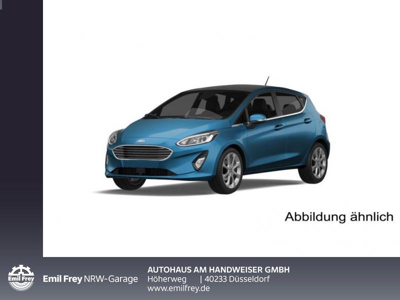 Ford Fiesta 1.0 EcoBoost COOL&CONNECT, WinterPaket, Jahr 2019, Benzin