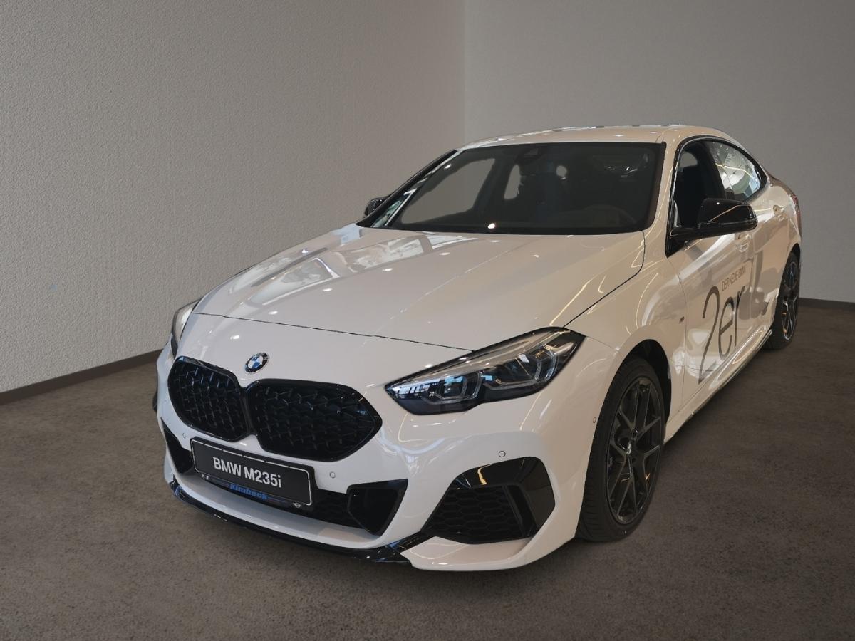 BMW M235i xDrive Gran Coupé Headup Live Cockpit ACC, Jahr 2020, Benzin