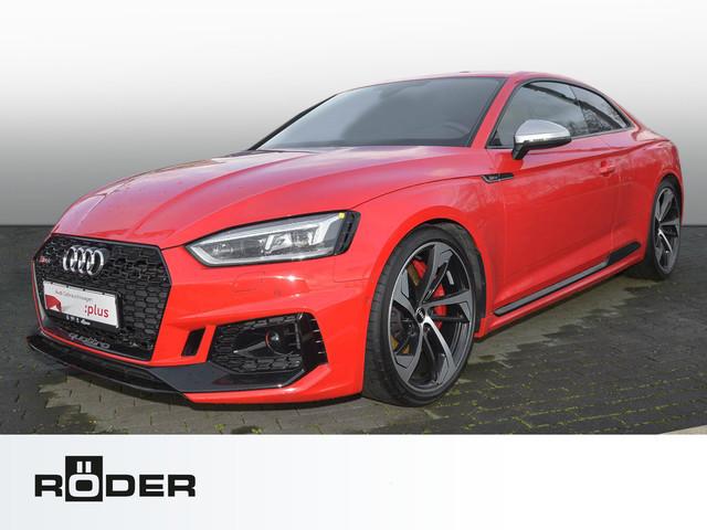 Audi RS5 Coupe 2.9 TFSI quattro Navi B&O HUD VC ACC Top View, Jahr 2017, Benzin