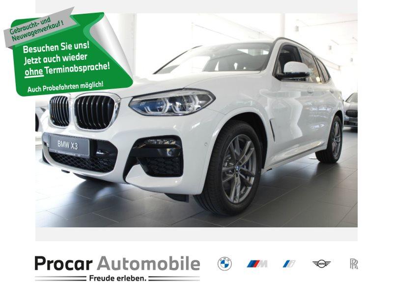 BMW X3 xDrive30d M Sport DAB LED Parkassistent, Jahr 2020, Diesel