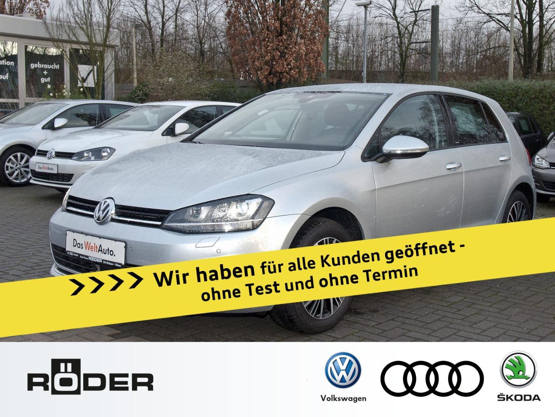 Volkswagen Golf Allstar VII 2.0 TDI DSG Discover Pro Xenon, Jahr 2017, Diesel