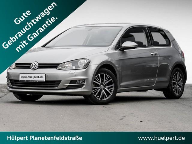 Volkswagen Golf 1.4 Allstar NAVI GRA ALU PDC SHZ, Jahr 2016, Benzin
