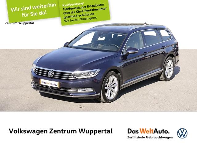 Volkswagen Passat Var. 2,0 TDI Highline DSG NAVI PANO LED DYN STANDHZG, Jahr 2017, Diesel