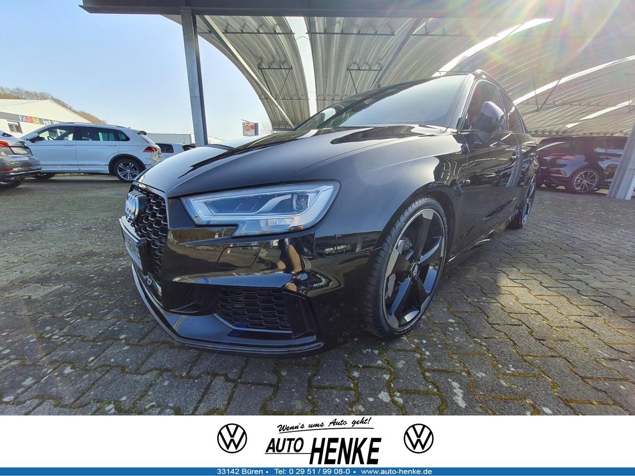 Audi RS 3 2.5 TFSI quattro DSG / KW-Fahrwerk Klima, Jahr 2017, Benzin