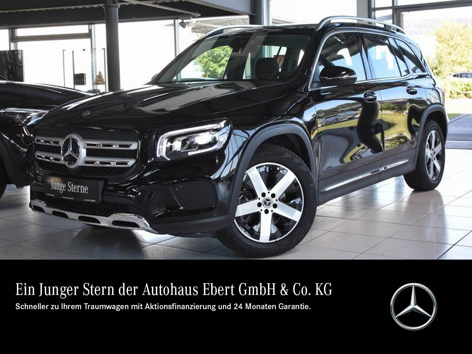Mercedes-Benz GLB 200 Progressive 7G-DCT+NAVI-PREMIUM+LED+RFK, Jahr 2019, Benzin