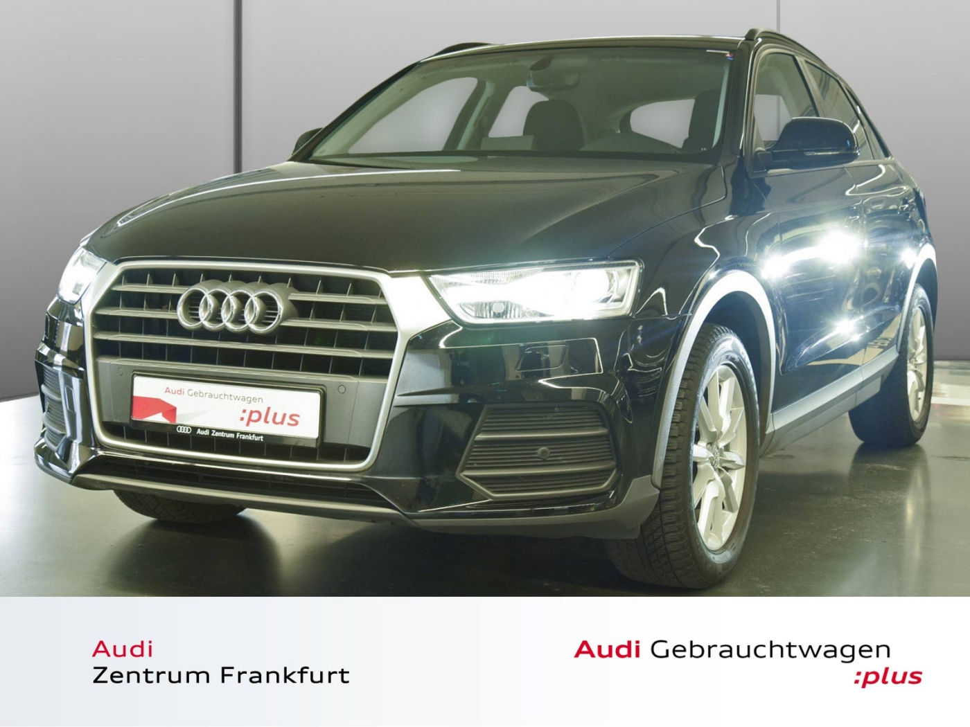 Audi Q3 1.4 TFSI S tronic Xenon Bluetooth Navi PDC Au, Jahr 2017, Benzin