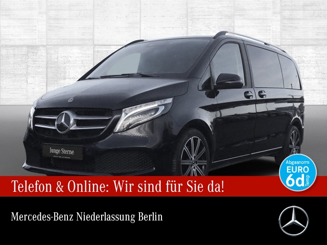 Mercedes-Benz V 300 CDI Edition Stdhzg Sportpak ILS LED Kamera, Jahr 2019, Diesel