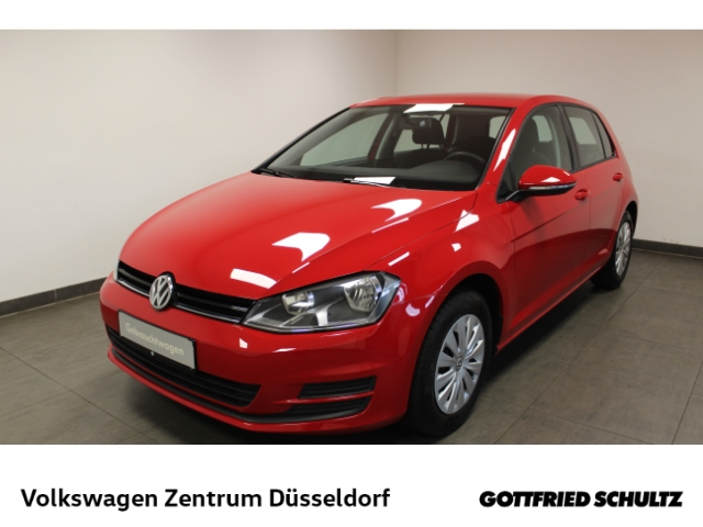 Volkswagen Golf 1.2 TSI Trendline *Radio*Klima*, Jahr 2016, Benzin