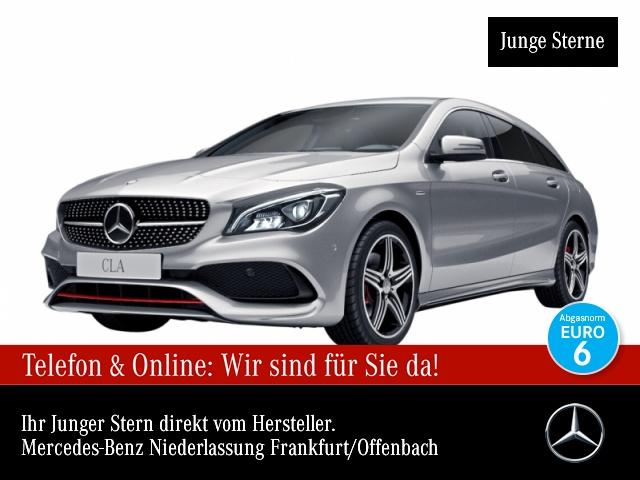 Mercedes-Benz CLA 250 SB 4M AMG Distr. COMAND LED Kamera 7G-DCT, Jahr 2017, Benzin