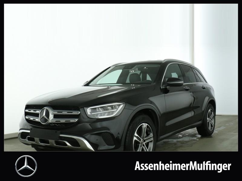 Mercedes-Benz GLC 200 4matic Facelift/MBUX/Spur/Kamera, Jahr 2019, Benzin