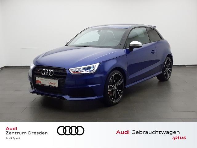 Audi S1 2.0 TFSI quattro XENON-Plus LEDER, Jahr 2017, Benzin