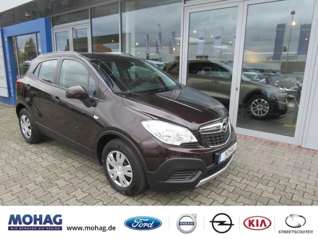 Opel Mokka 1.6 EcoFlex - Radio,Klima,Tempomat, Jahr 2014, Benzin