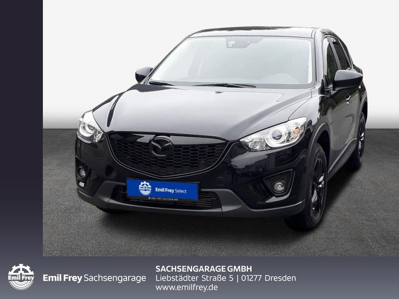 Mazda CX-5 2.2 SKYACTIV-D Sendo Klimaaut. Sitzhzg. v. PDC, Jahr 2015, Diesel