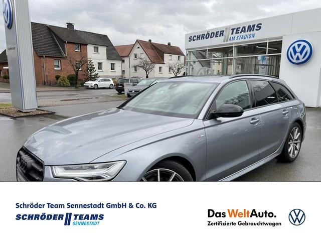 Audi A6 2.0 TDi Avant S-Tronic S-Line Balck Edition, Panoramadach, Jahr 2018, Diesel