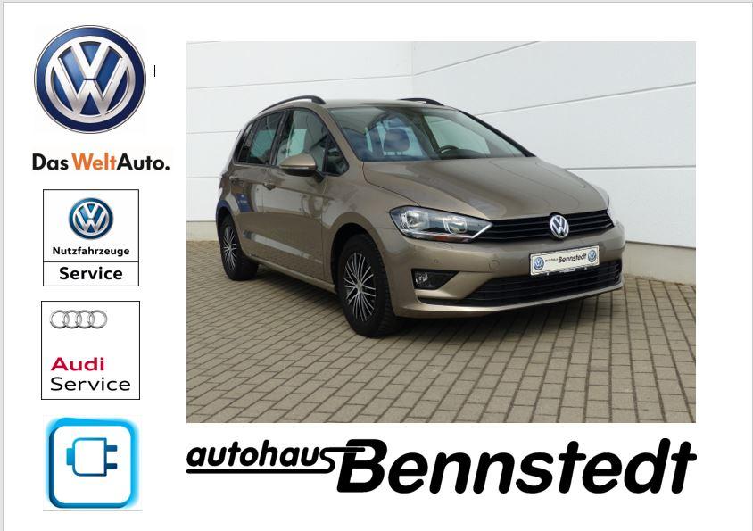 Volkswagen Golf Sportsvan Trendline *Parklenkassistent*klim, Jahr 2014, Benzin
