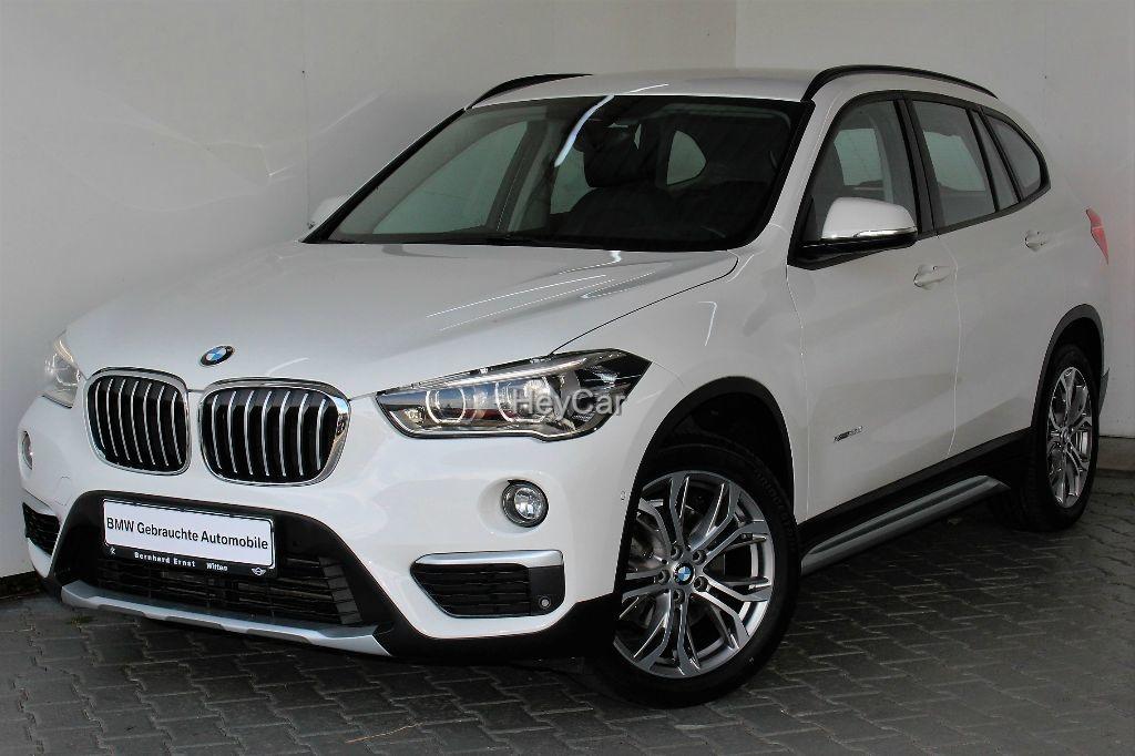 BMW X1 xDrive18d xLine Aut. Klimaaut. PDC MF Lenkrad, Jahr 2017, Diesel